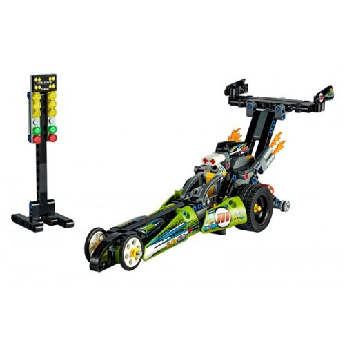 LEGO® - Technic - Dragster Rennauto 42103