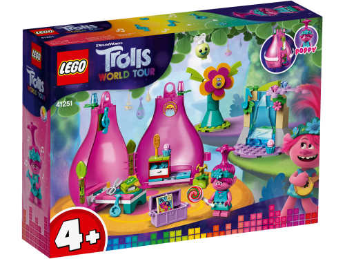 LEGO® - Trolls - Poppys Wohnblüte 41251