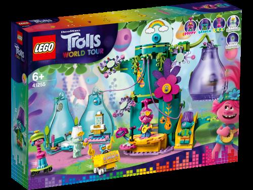LEGO® - Trolls - Party in Pop City 41255