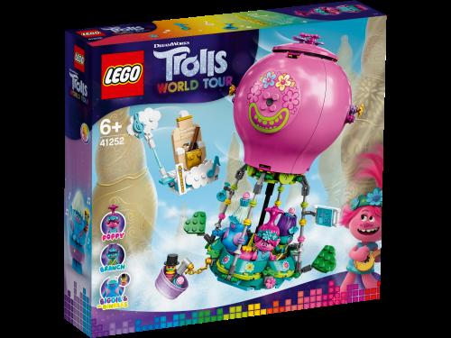 LEGO® - Trolls - Poppys Heißluftballon 41252