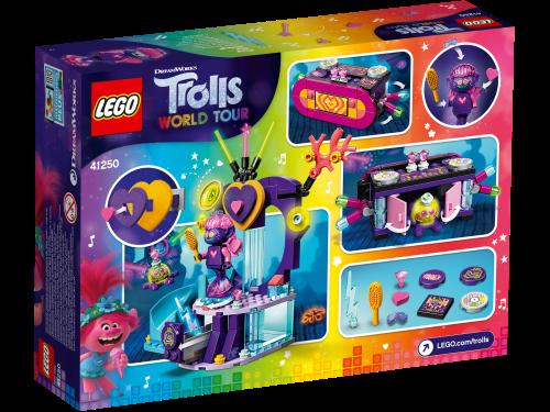 LEGO® - Trolls - Party am Techno Riff 41250