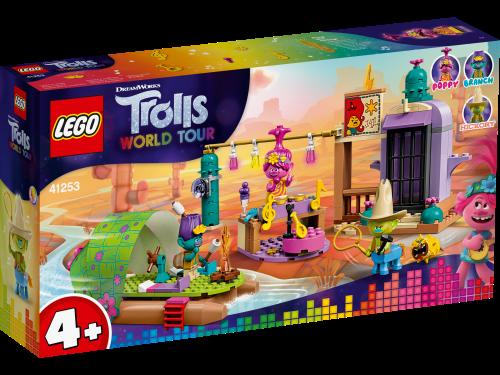 LEGO® - Trolls - Floßabenteuer in Einsamshausen 41253