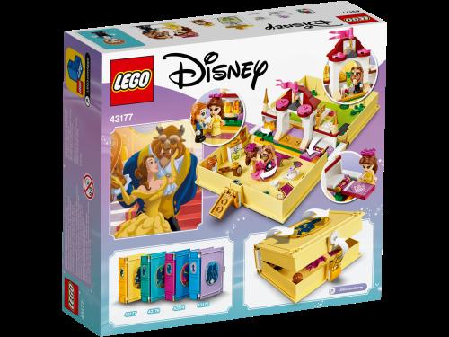 LEGO® - 43177 Disney™ Belles Märchenbuch