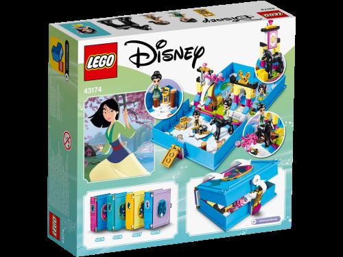 LEGO® - 43174 Disney™ Mulans Märchenbuch