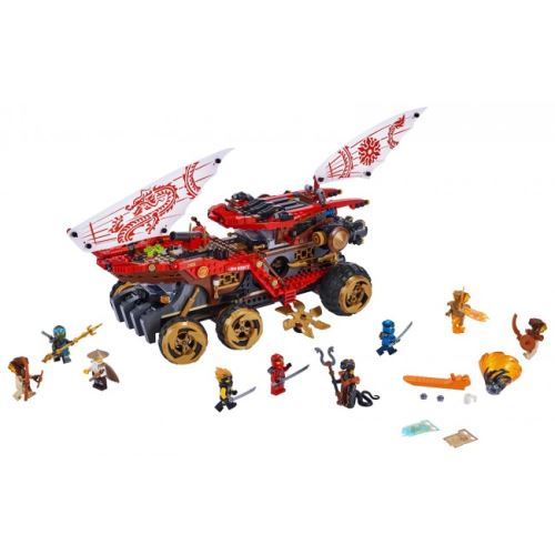 LEGO® - Ninjago - Wüstensegler 70677