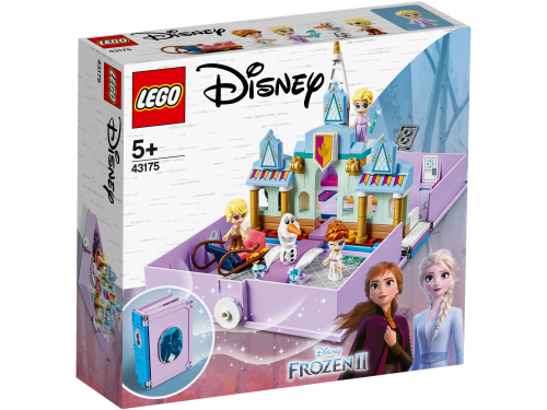 LEGO® - 43175 Disney™ Annas und Elsas Märchenbuch