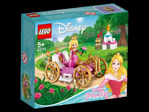 LEGO® - 43173 Disney™ Auroras königliche Kutsche