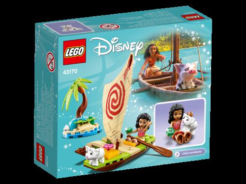 LEGO® - 43170 Disney™ Vaianas Boot
