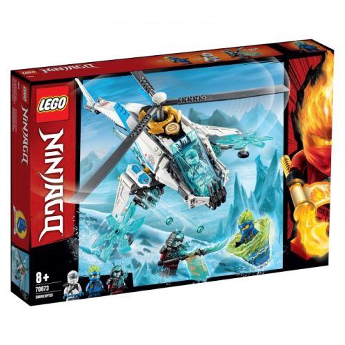 LEGO® - Ninjago - ShuriCopter 70673