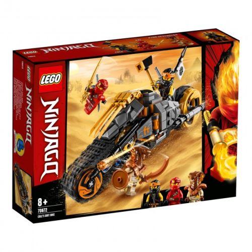 LEGO® - Ninjago - Coles Offroad-Bike 70672