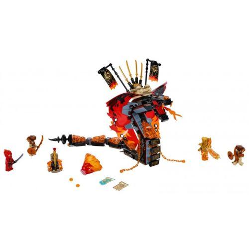 LEGO® - Ninjago - Feuerschlange 70674