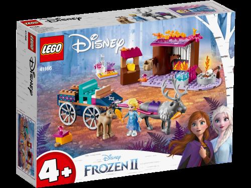 LEGO® - 41166 Disney™ Elsa und die Rentierkutsche