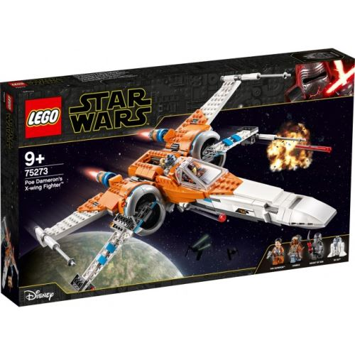 LEGO® 75273 Star Wars Poe Damerons X-Wing Starfighter™