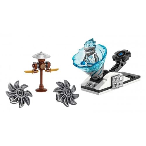 LEGO® - Ninjago - Spinjitzu Slam – Zane 70683