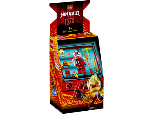 LEGO® - Ninjago - Avatar Kai - Arcade Kapsel 71714