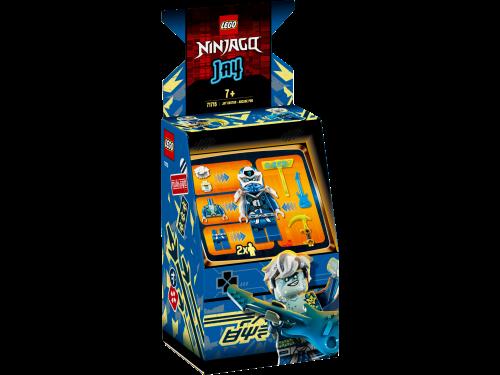 LEGO® - Ninjago - Avatar Jay - Arcade Kapsel 71715