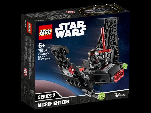 LEGO® Star Wars™ 75264 Kylo Rens Shuttle™ Microfighter