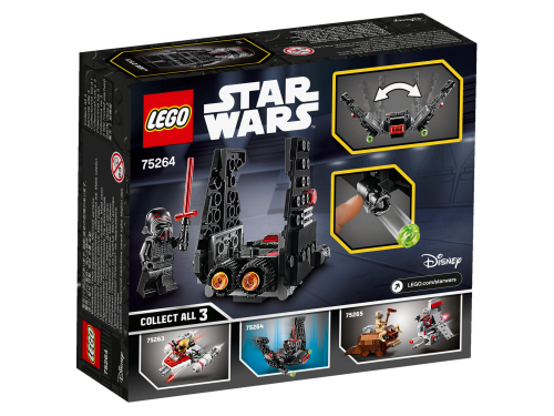 LEGO® Star Wars™ 75264 Kylo Rens Shuttle™ Microfighter