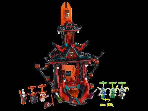 LEGO® - Ninjago - Tempel des Unsinns 71712