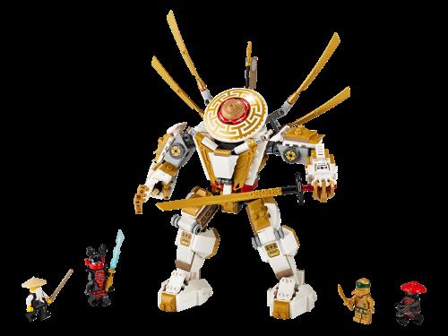 LEGO® - Ninjago - Goldener Mech 71702