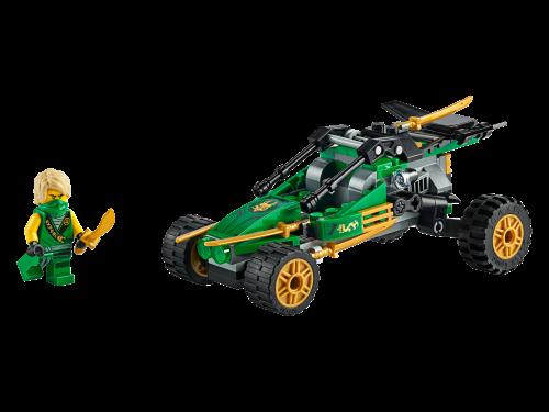 LEGO® - Ninjago -  Lloyds Dschungelräuber 71700