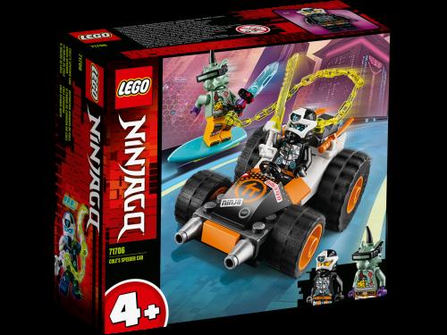 LEGO® - Ninjago - Coles Speeder 71706
