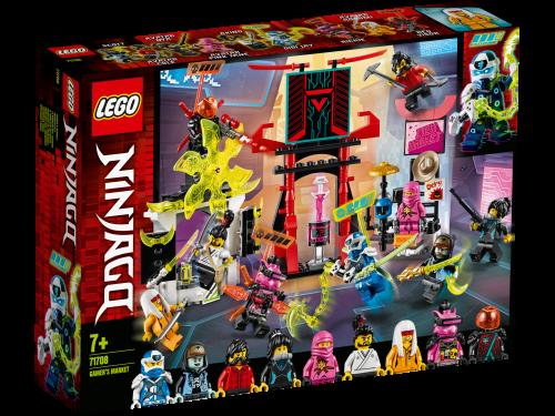 LEGO® - Ninjago - Marktplatz 71708