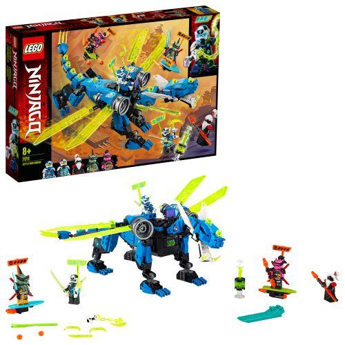 LEGO® - Ninjago - Jays Cyber-Drache 71711