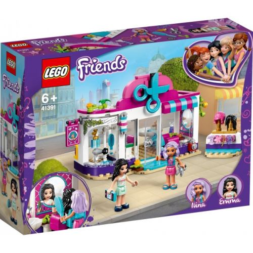 LEGO® Friends 41391 Friseursalon von Heartlake City