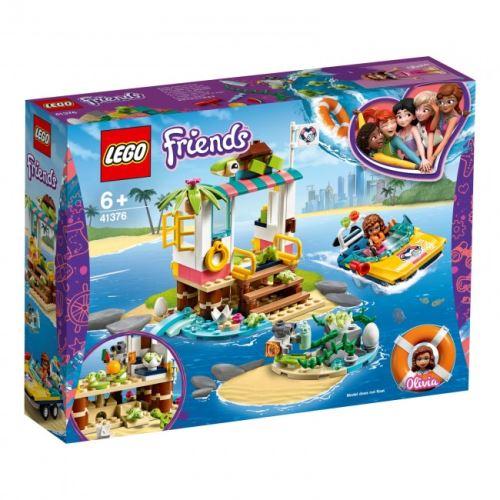 LEGO® Friends 41376 Schildkröten-Rettungsstation
