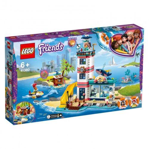 LEGO® Friends 41380 Leuchtturm mit Flutlicht