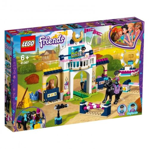 LEGO® Friends 41367 Stephanies Reitturnier