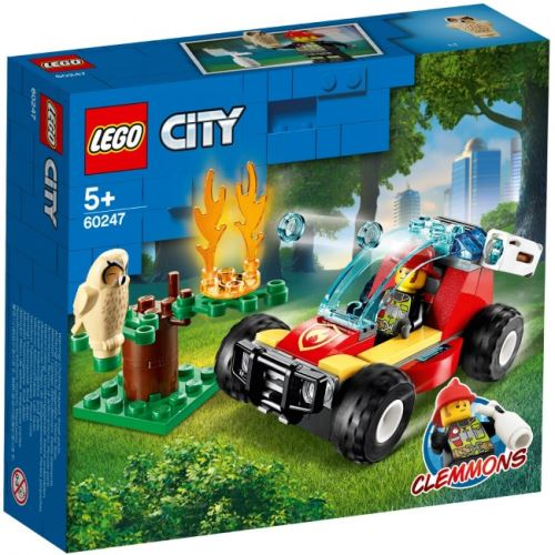 LEGO® City 60247 Waldbrand