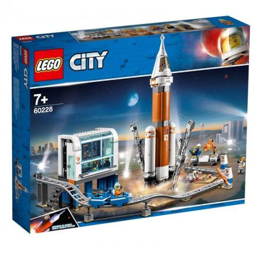 LEGO® City 60228 Weltraumrakete mit Kontrollzentrum