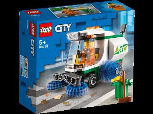 LEGO® City 60249 Straßenkehrmaschine
