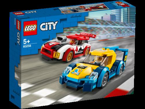 LEGO® City 60256 Rennwagen-Duell