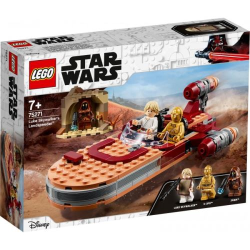 LEGO® Star Wars 75271 Luke Skywalkers Landspeeder™