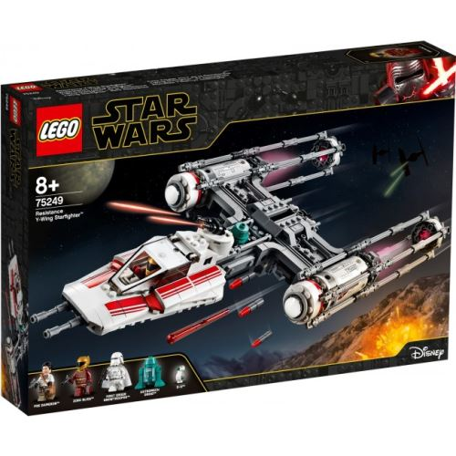 LEGO® Star Wars 75249 Widerstands Y-Wing Starfighter™