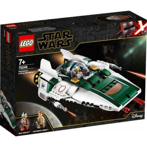 LEGO® Star Wars 75248 Widerstands A-Wing Starfighter™