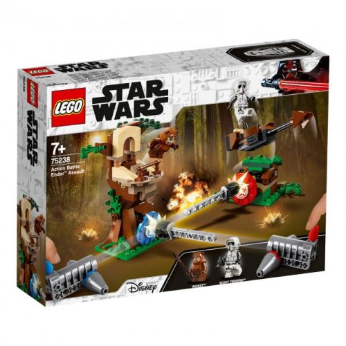 LEGO® Star Wars 75238 Action Battle Endor™ Attacke