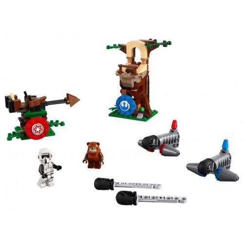 LEGO® Star Wars 75238 Action Battle Endor™ Attacke