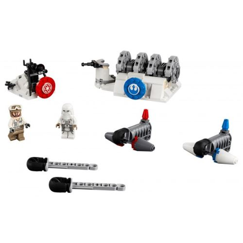 LEGO® Star Wars 75239 Action Battle Hoth™ Generator-Attacke