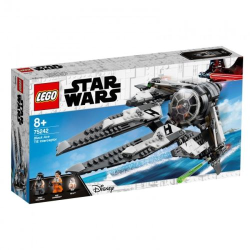 LEGO® Star Wars 75242 TIE Interceptor™ – Allianz-Pilot
