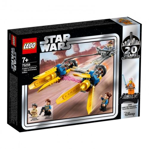 LEGO® Star Wars 75258 Anakin's Podracer™ – 20 Jahre LEGO® Star Wars