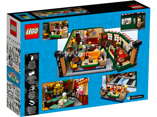 LEGO® Ideas 21319 Central Perk - Friends