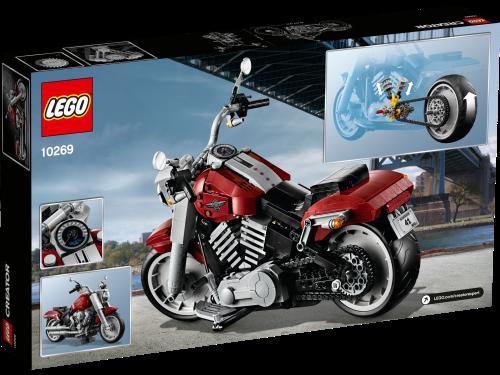 LEGO® Creator Expert 10269 Harley-Davidson® Fat Boy®