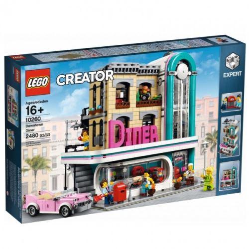 LEGO® Creator Expert 10260 Amerikanisches Diner