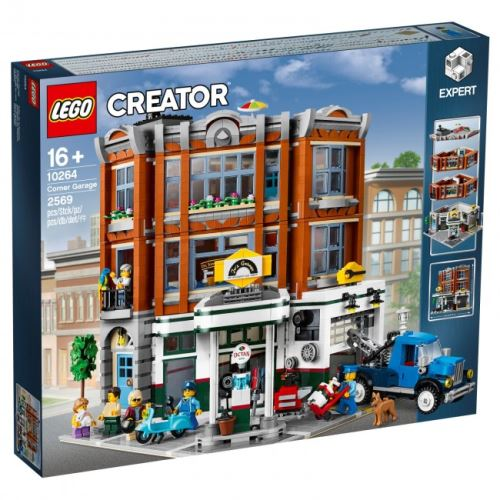 LEGO® Creator Expert 10264 Eckgarage