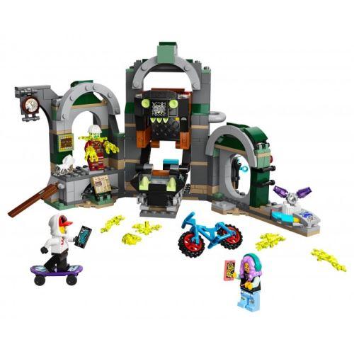 LEGO® Hidden Side 70430 Newbury U-Bahn-Station