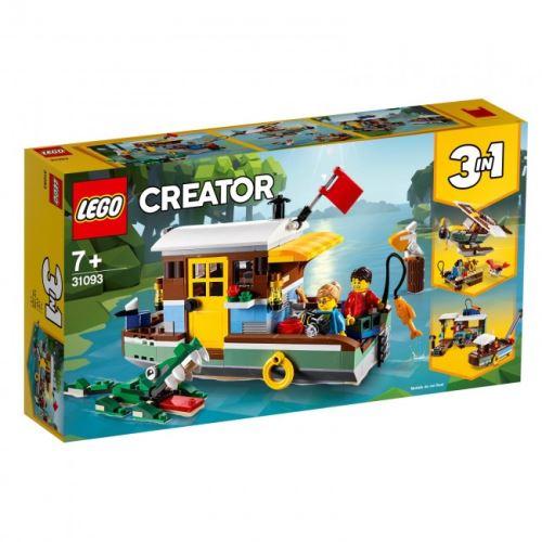 LEGO® Creator 3 in 1 31093 Hausboot